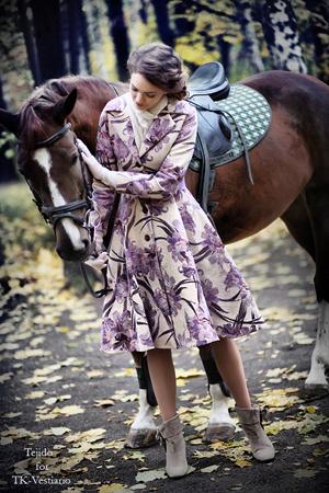Пальто в стиле 50-х TK-Vestiario