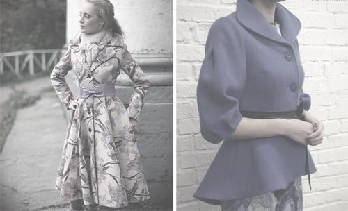 Выйграйте одно из двух пальто  в честь 10-ти лет марки  TK-Vestiario и 8 марта!