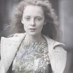 Английская роза - теплые зимние платья и пальто с рисунком