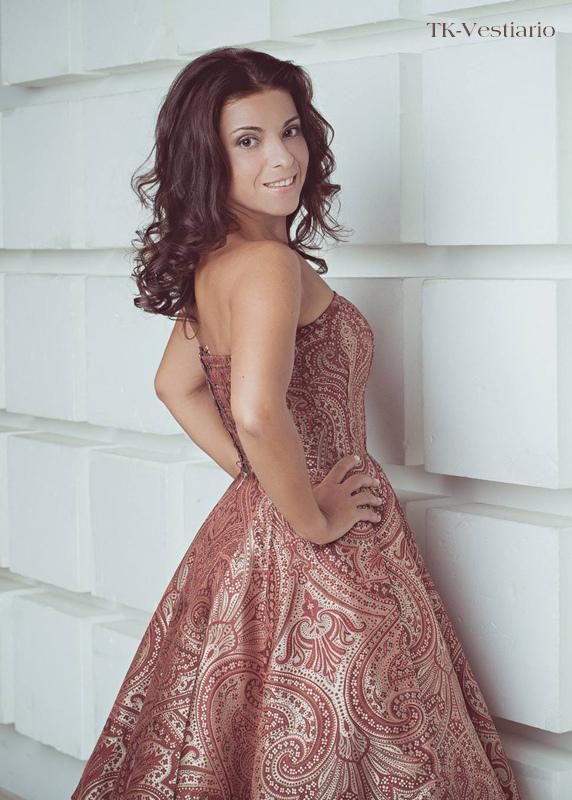 TK-Vestiario Платье с пышной юбкой