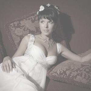 Свадебное платье в греческом стиле, ампир