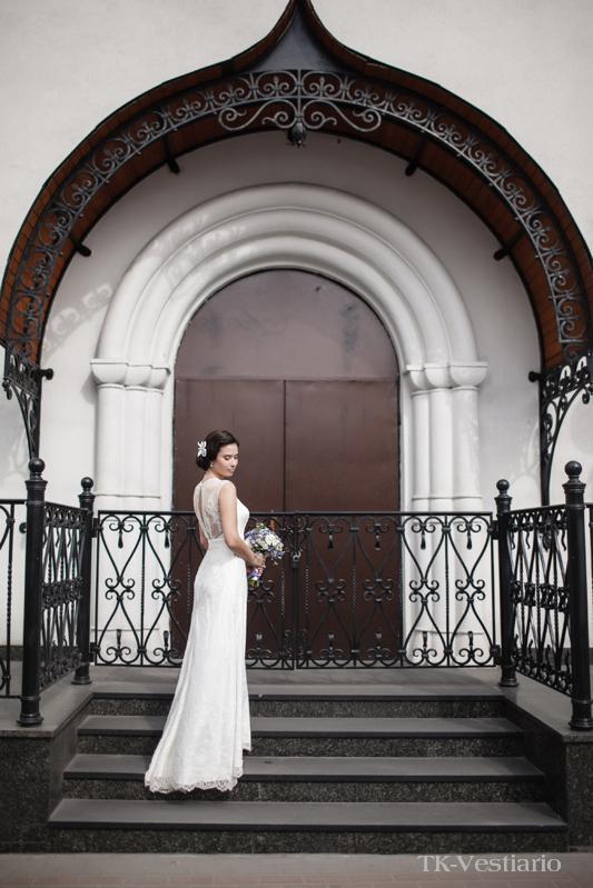 кружевное свадебное платье Таисия Кирцова TK-Vestiario